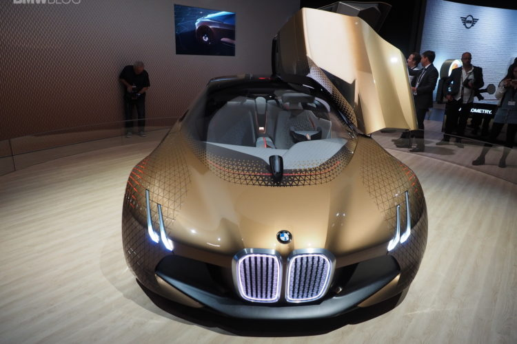 BMW Vision Next 100 Los Angeles 1 750x500