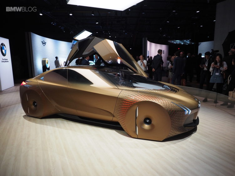 BMW Vision Next 100 Los Angeles 5 750x563