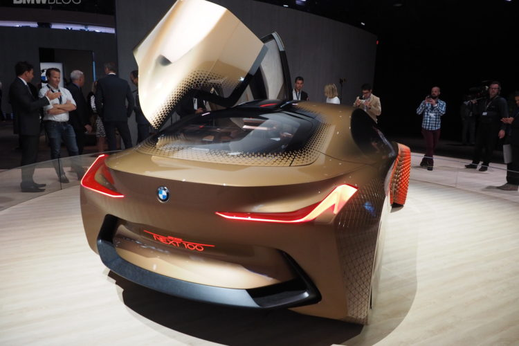 BMW Vision Next 100 Los Angeles 9 750x500