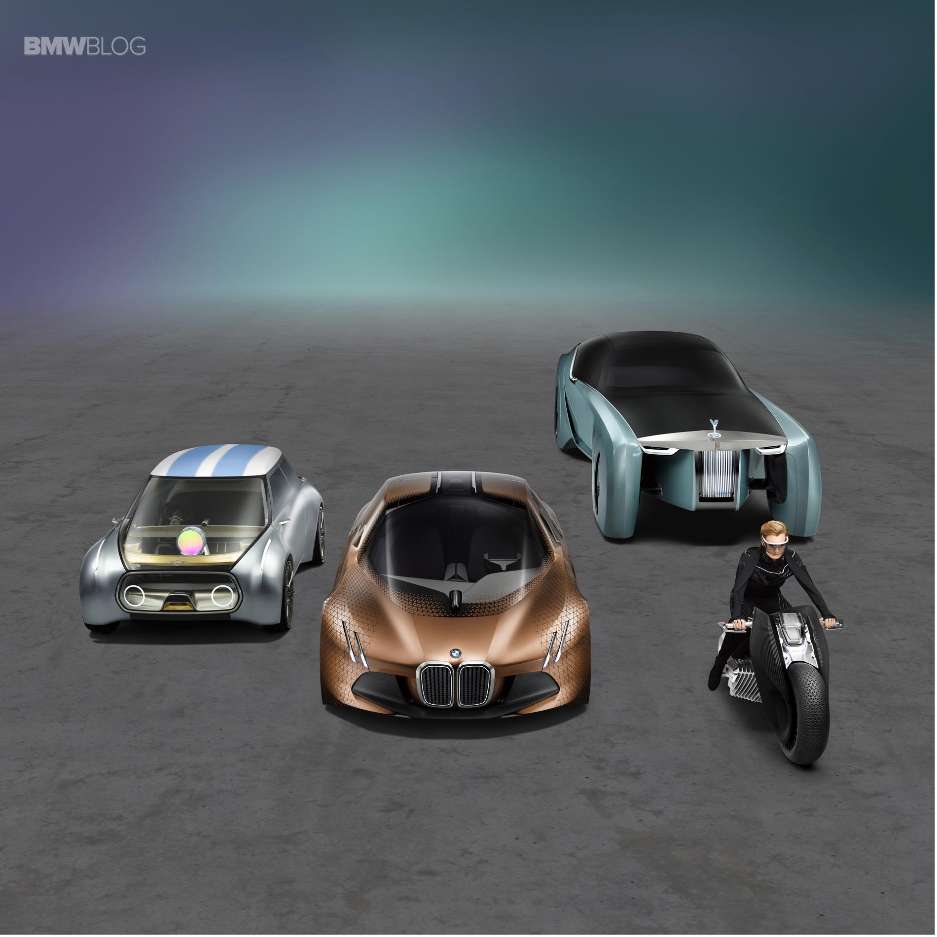 BMW Vision concepts 3