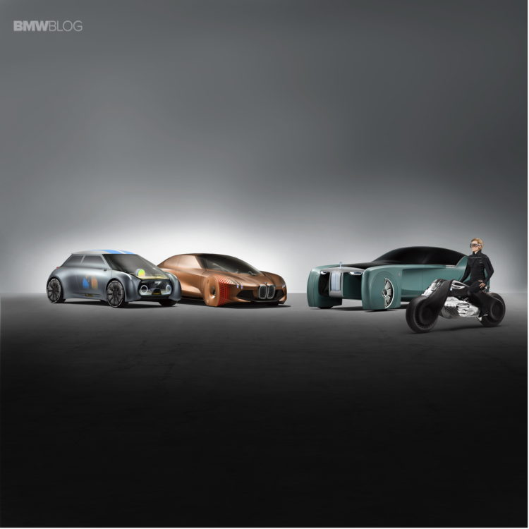 BMW Vision concepts 4 750x750