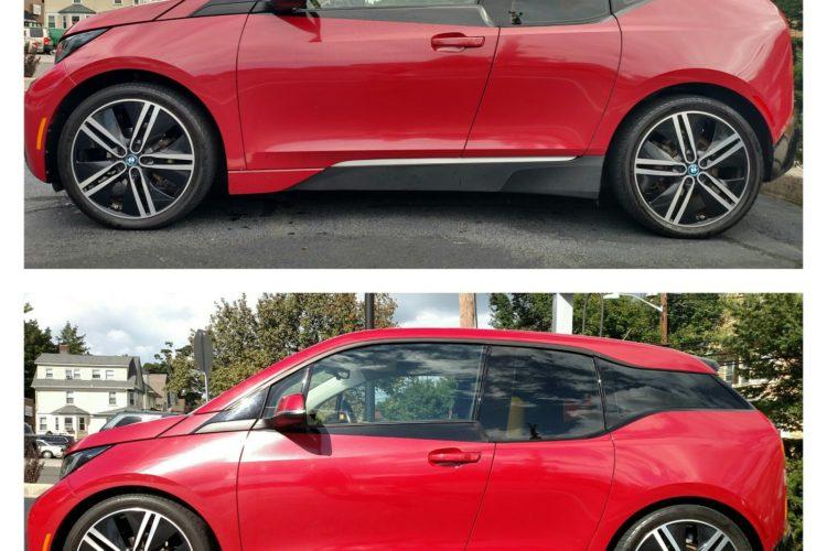 BMW i3 sport springs 750x500