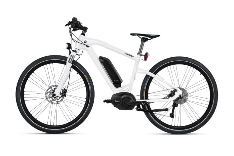 New Bmw Cruise E Bike As Part Of Its 2016 Bicycle Collection