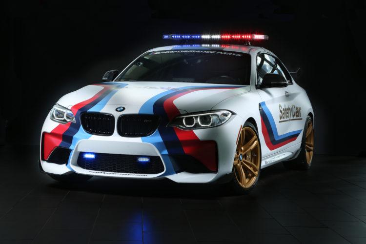 BMW M2 SEMA 16 Safety Car 1 750x500