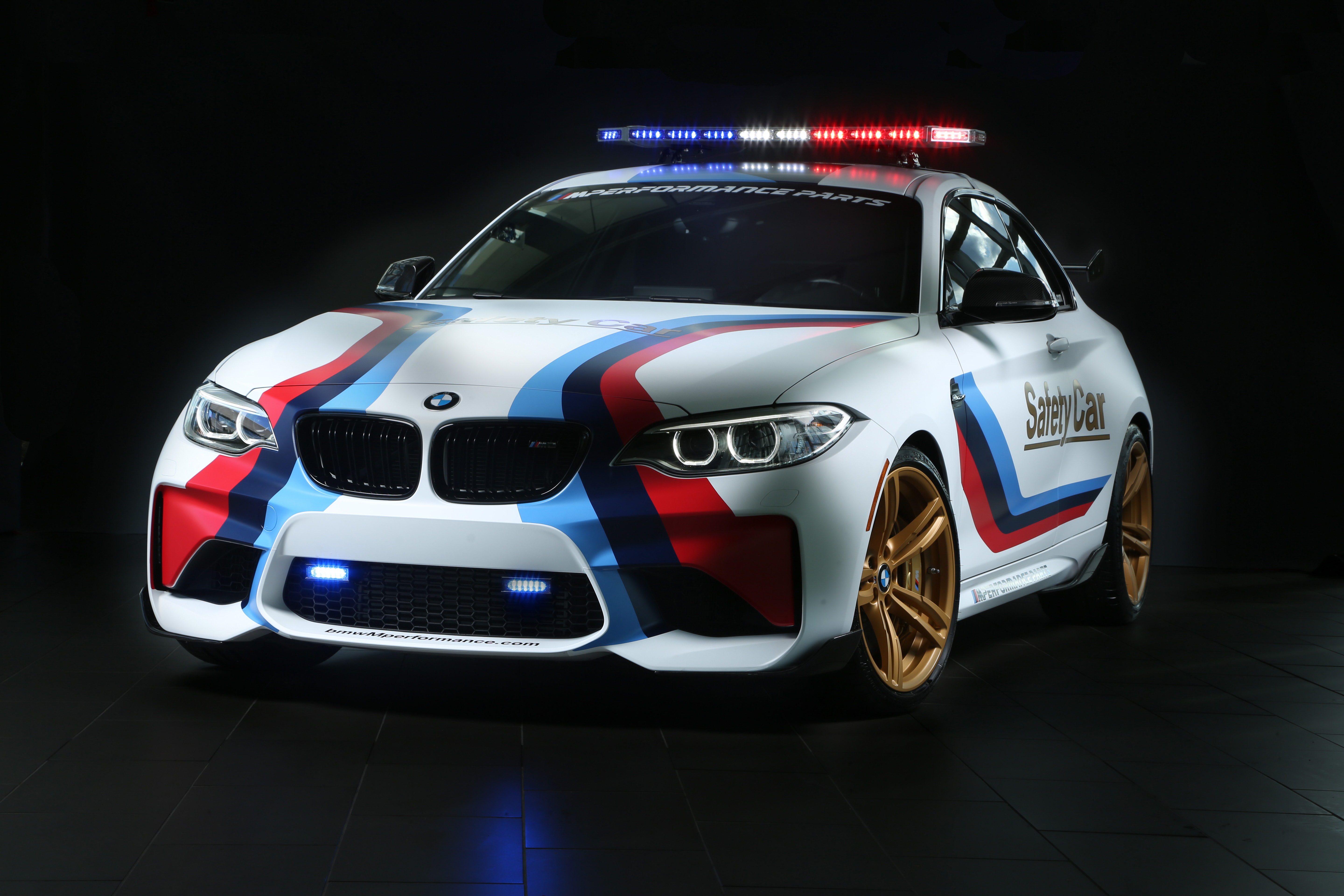 BMW M2 SEMA 16 Safety Car 1