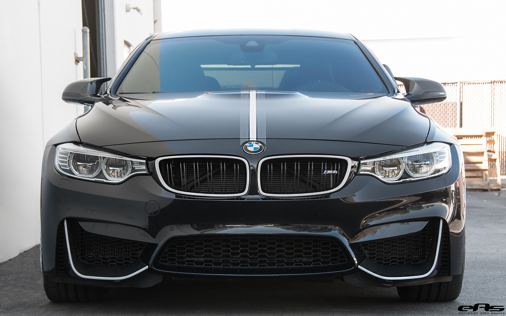 Bold And Clean Black Sapphire BMW M4 Build 1
