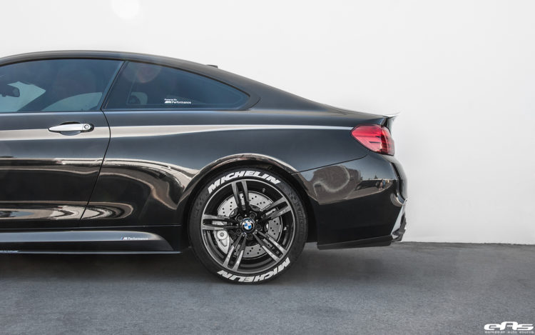 Bold And Clean Black Sapphire BMW M4 Build