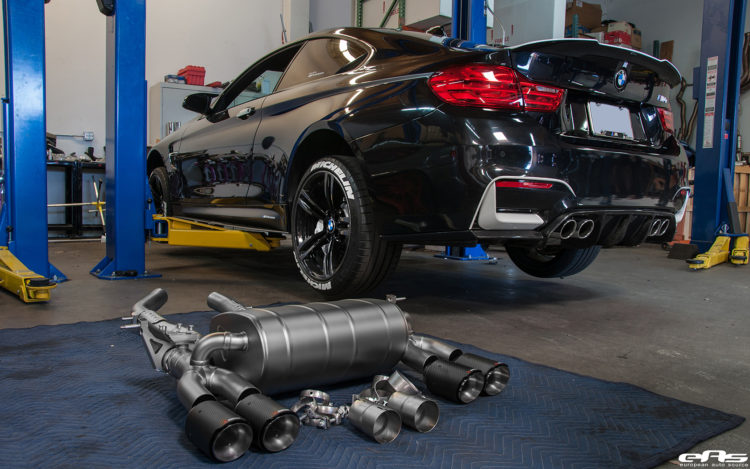 Bold And Clean Black Sapphire BMW M4 Build 8 750x469