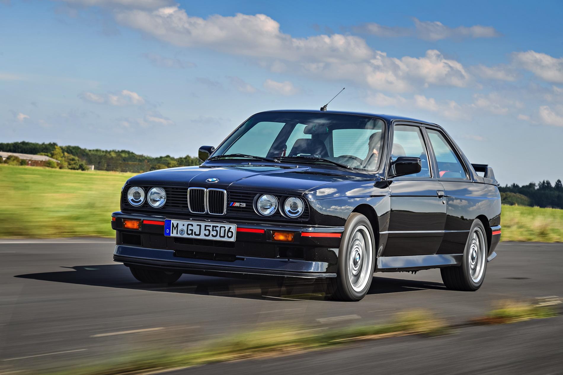 Benz Drift Car >> Meet The Legend: E30 M3