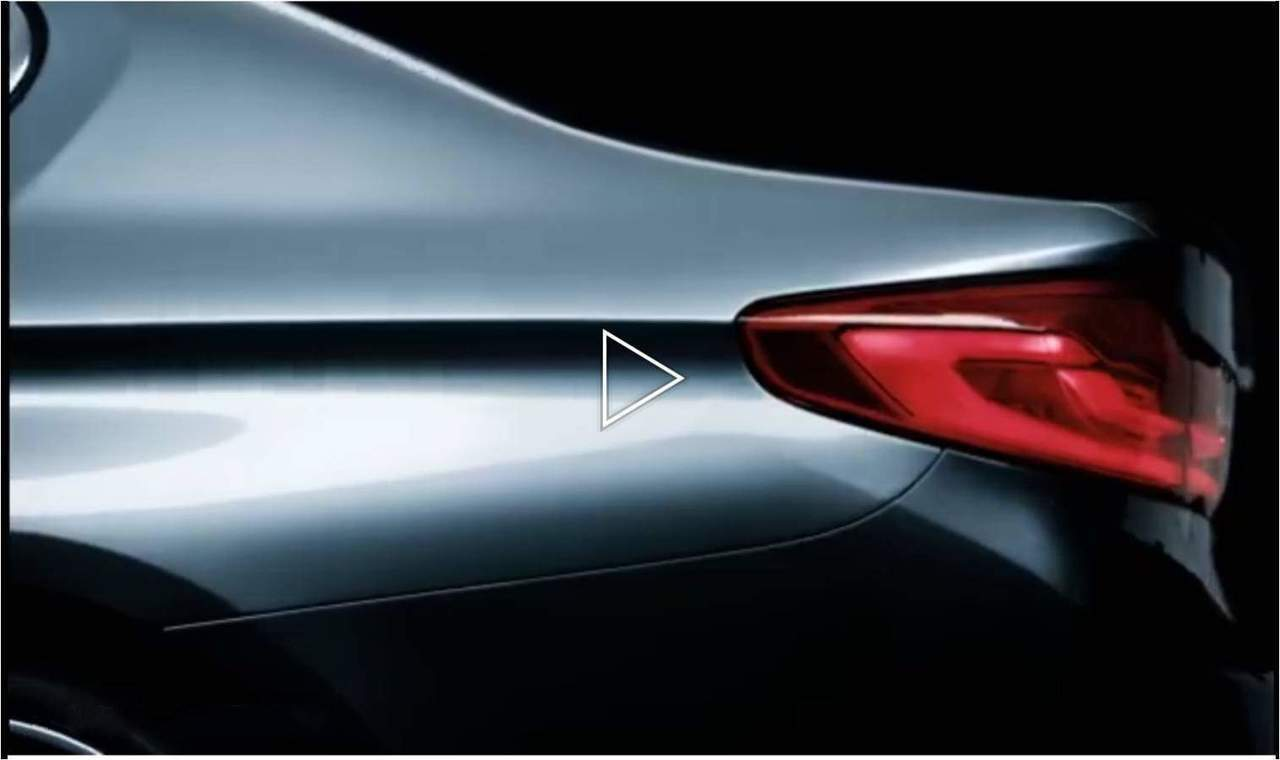 G30 5 Series taillights