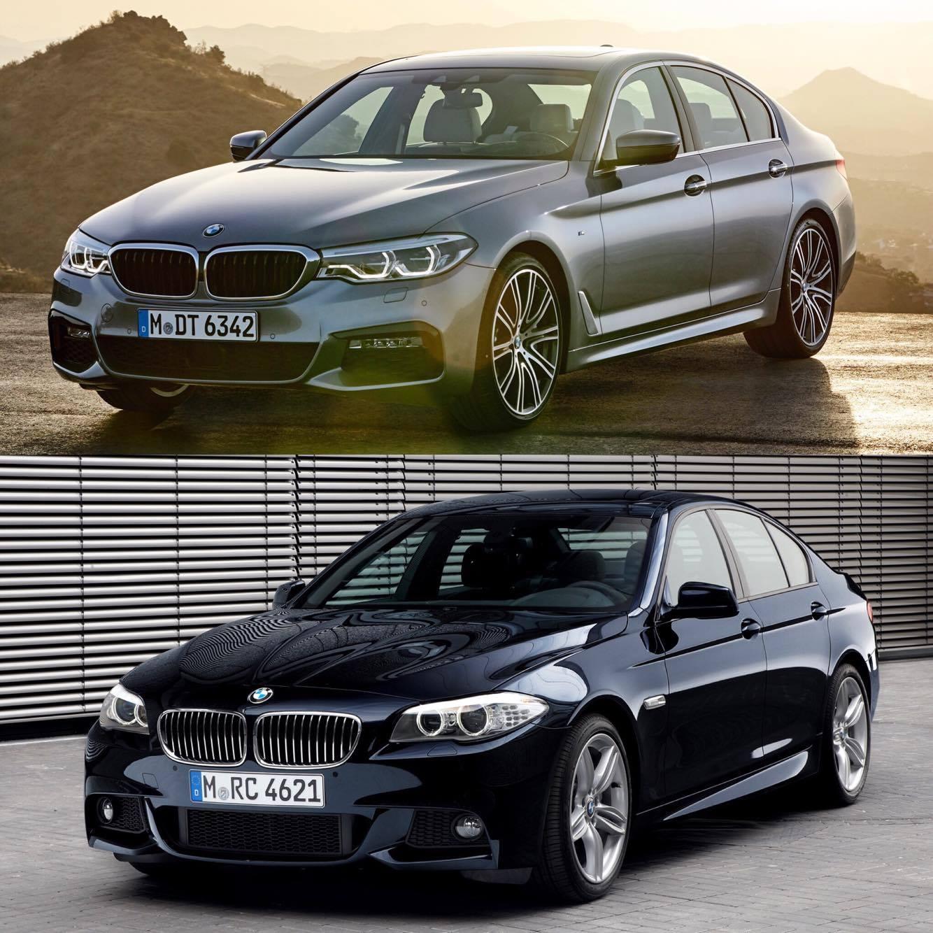 G30 5 Series vs F10 5 Series comparison 3