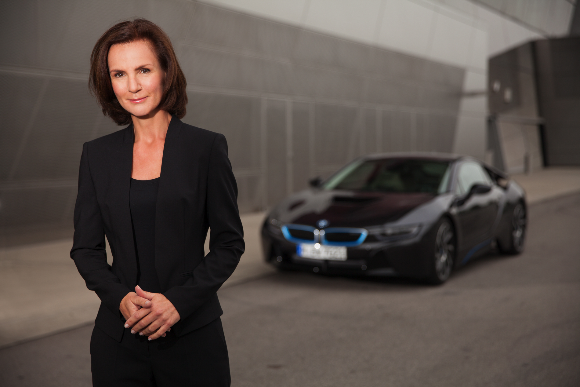 Hildegard Wortmann BMW 2