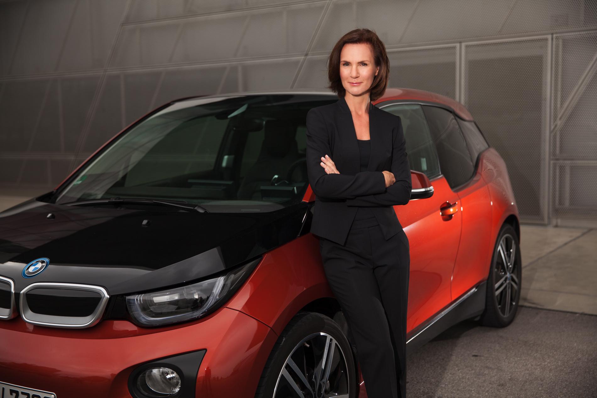 Hildegard Wortmann BMW 3