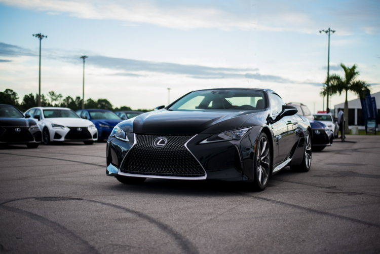 Lexus Performance Driving School 1 750x501