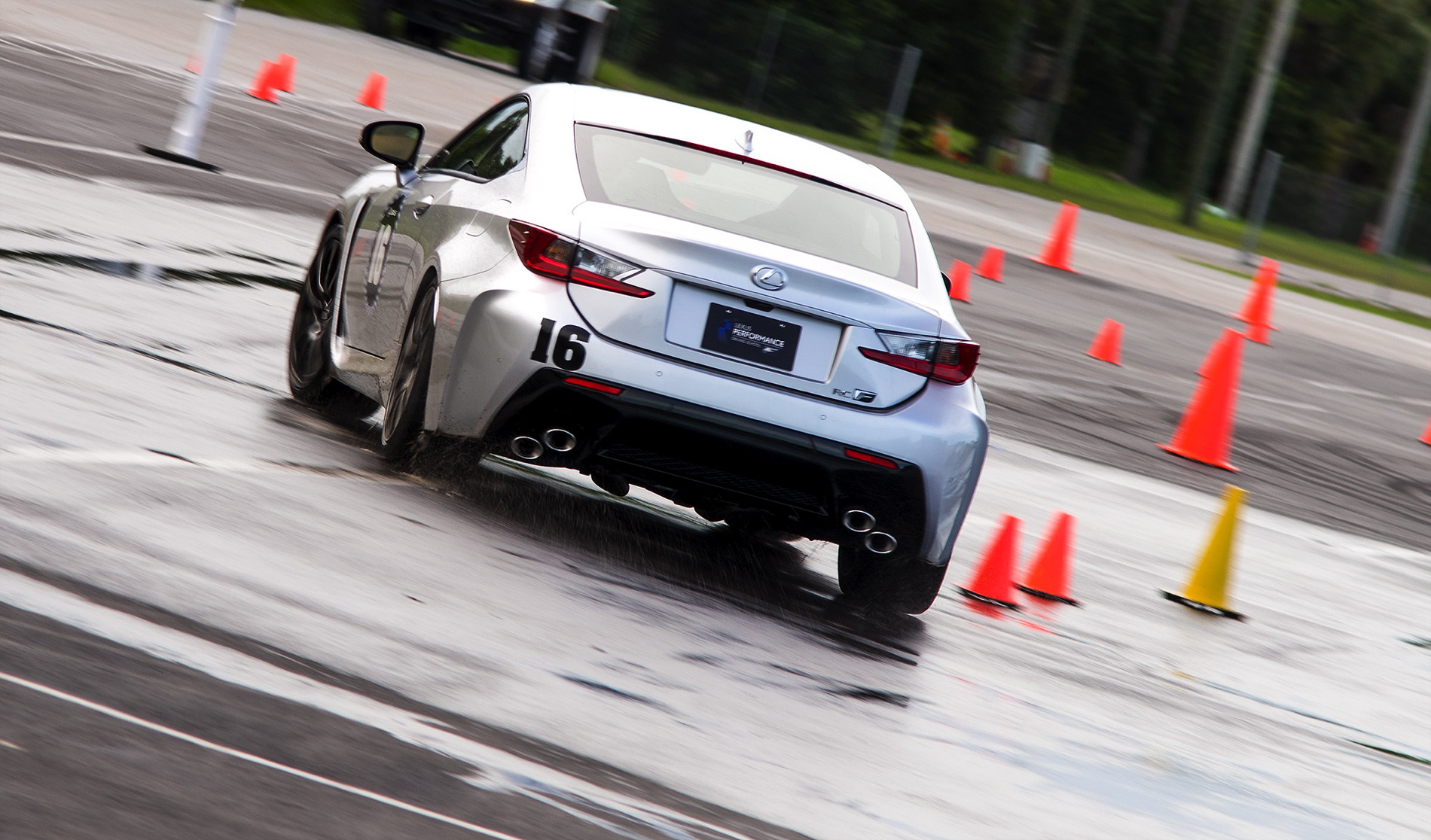 Performance Driving School >> We Attended The Lexus Performance Driving School