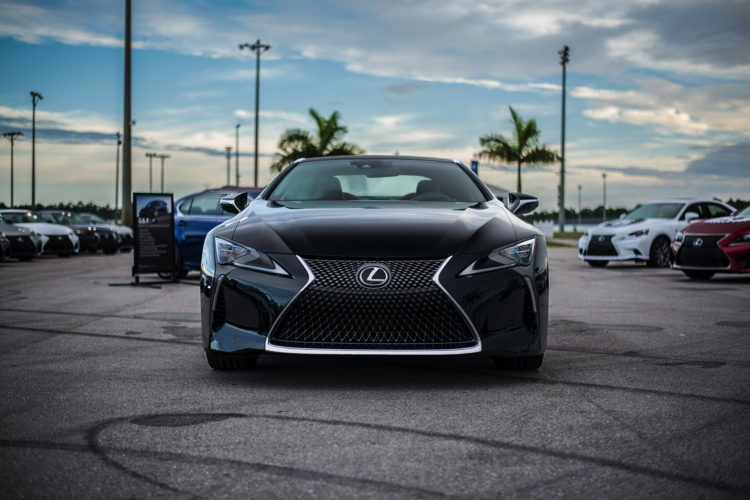 Lexus Performance Driving School 2 750x500