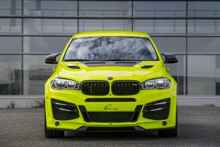 Lumma Design BMW X6 M 1 750x500