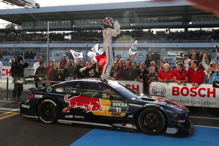 Marco Wittmann DTM Champion 4 750x500