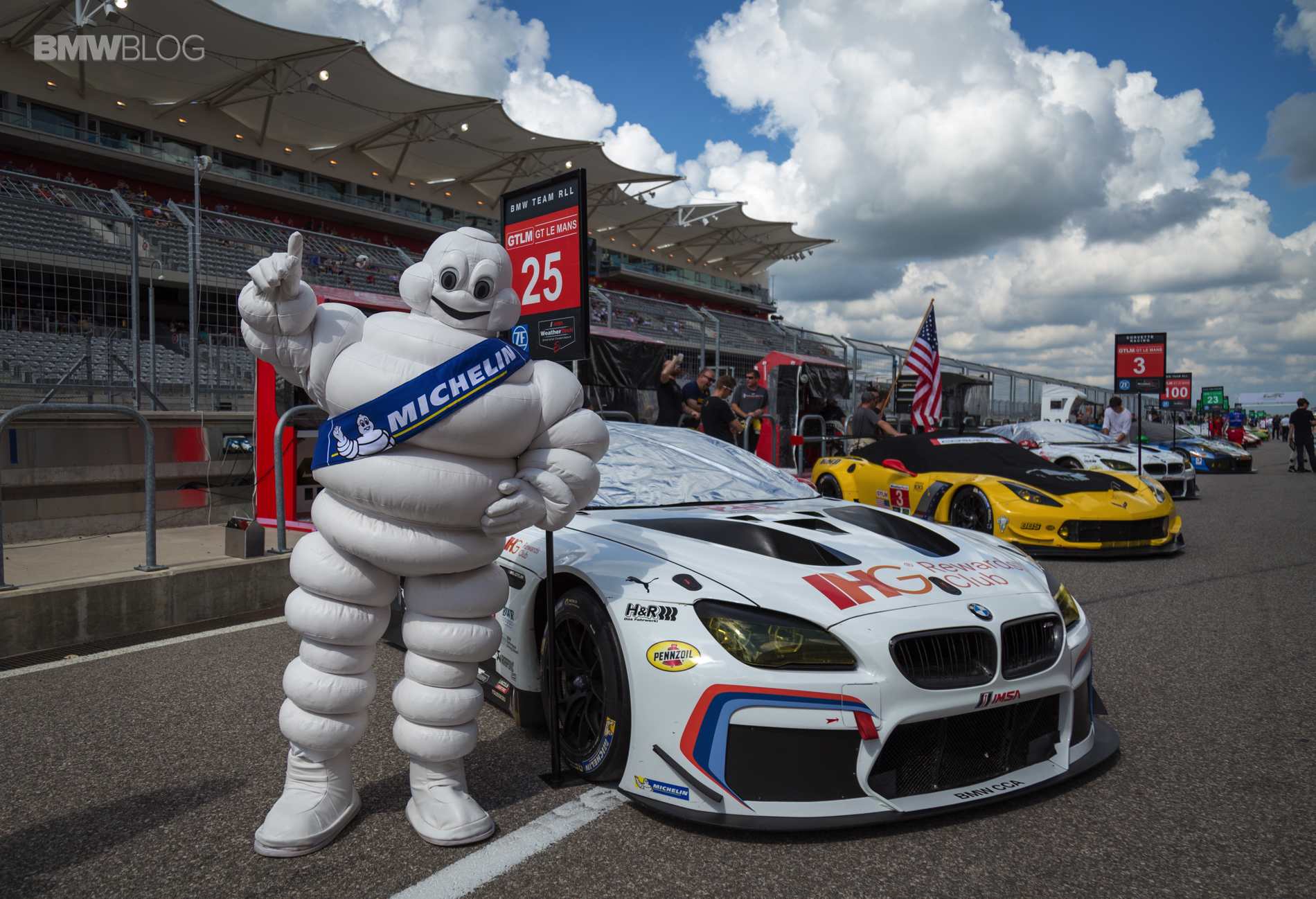 Michelin Lone Star Lemans 8