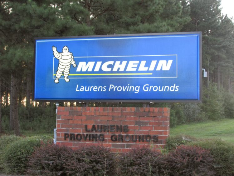 Michelin Proving Grounds laurens 750x563