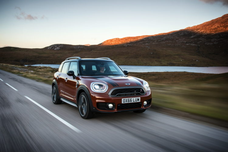 New 2017 MINI Countryman Chestnut 59 750x500