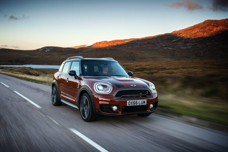 New 2017 MINI Countryman Chestnut 60 750x500