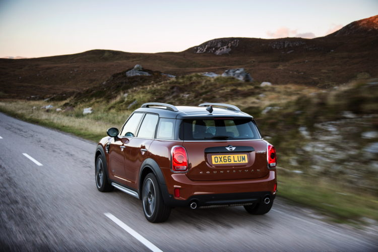 New 2017 MINI Countryman Chestnut 62 750x499