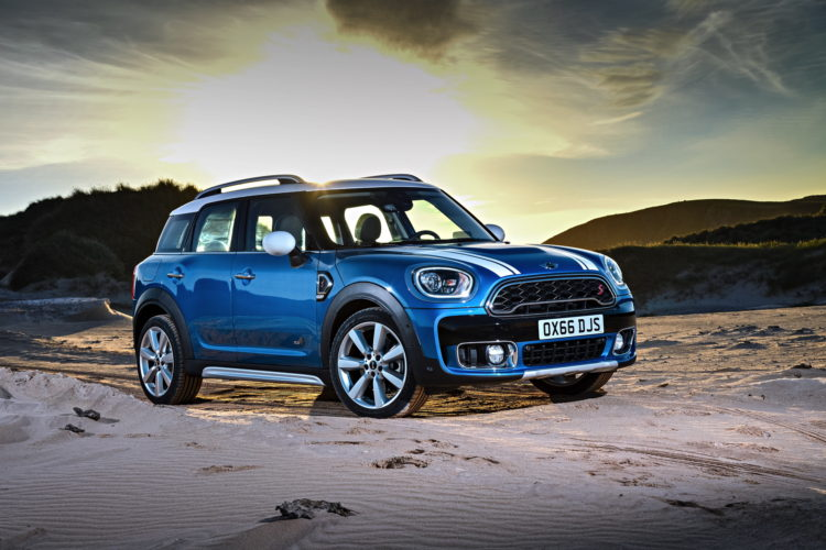 New 2017 MINI Countryman Island Blue 89 750x500