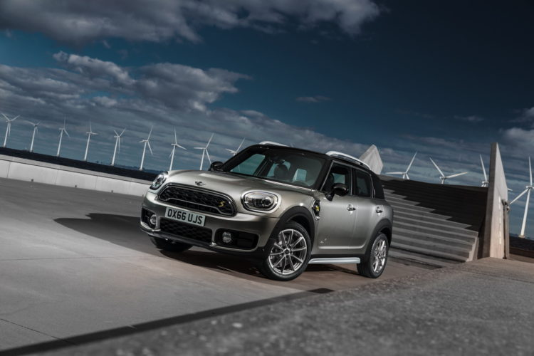 New-MINI Cooper S E Countryman ALL4 plug-in hybrid -22