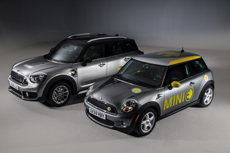 New MINI Cooper S E Countryman ALL4 plug in hybrid 33 750x500