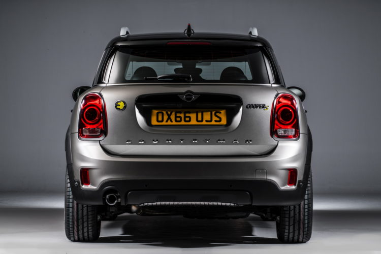 New-MINI Cooper S E Countryman ALL4 plug-in hybrid -37