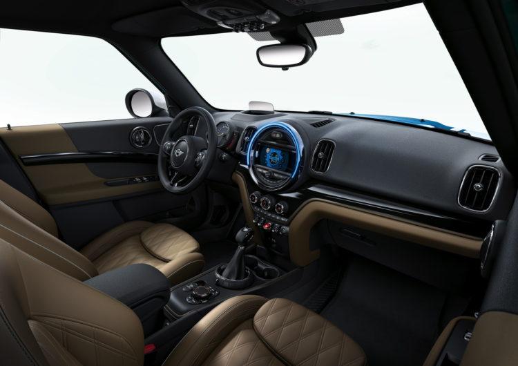 New MINI Countryman interior design 32 750x530