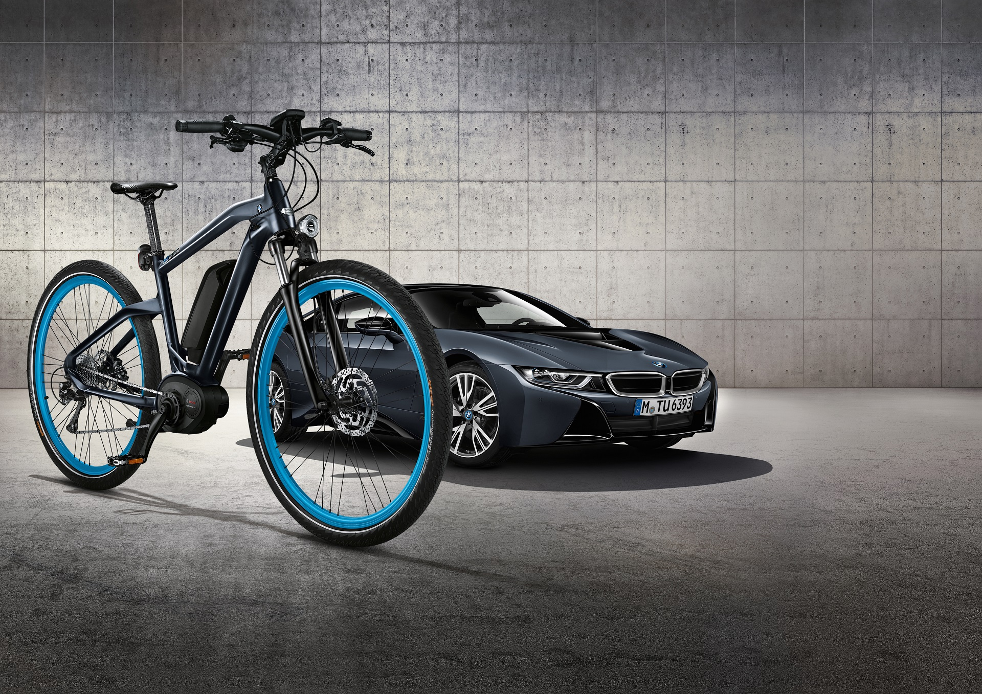 Bmw Launches Limited Edition Cruise E Bike In Protonic Dark Silver