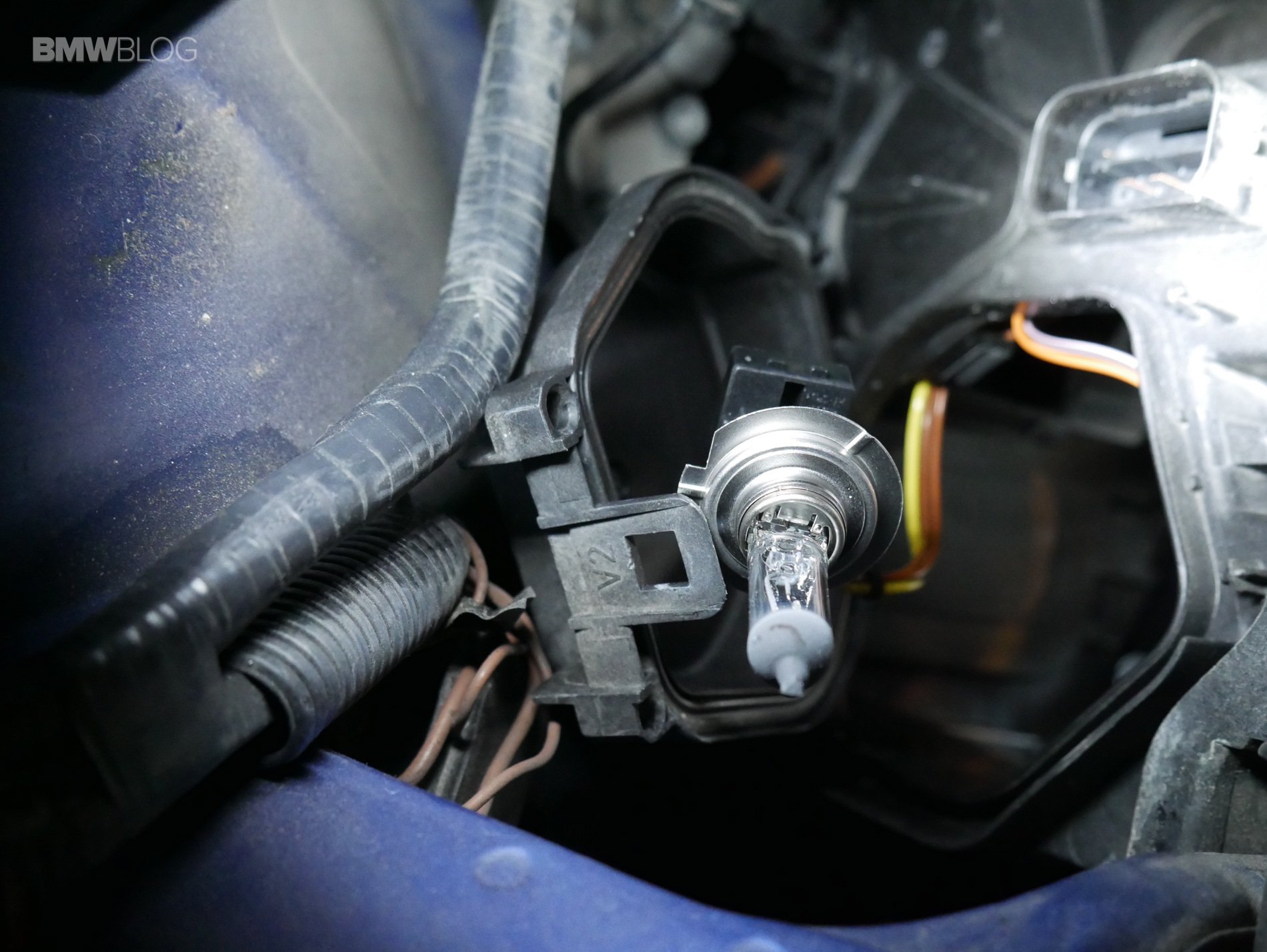 How To Upgrade Those Older Bmw Headlights 530i 2007 Wire Harness Piaa Xtreme White Plus Replacement 16