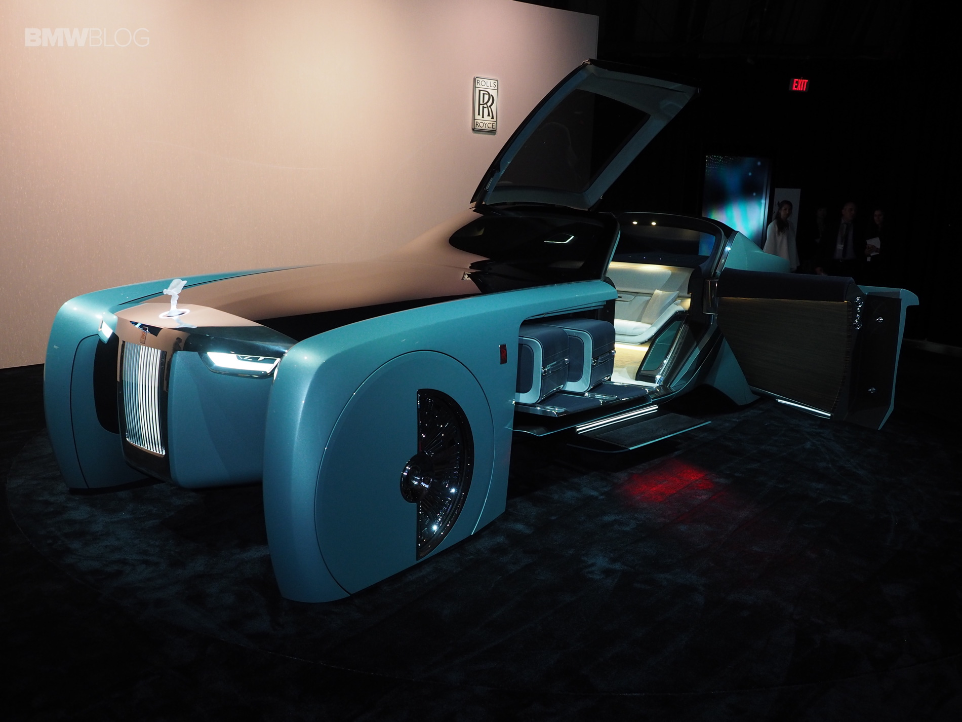 Rolls Royce Vision Next 100 Los Angeles 1