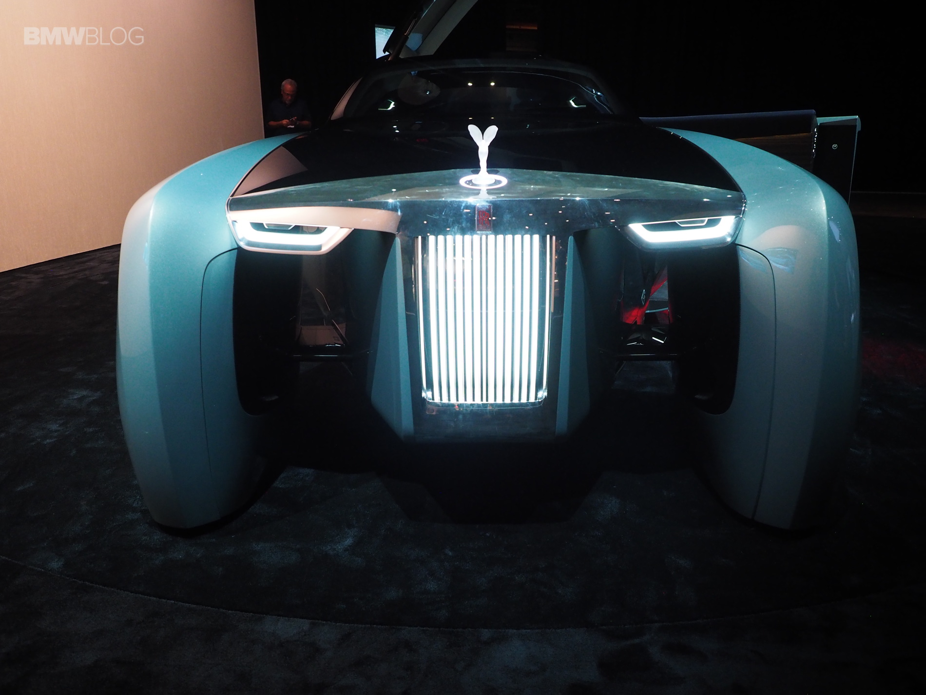 Rolls Royce Vision Next 100 Los Angeles 5