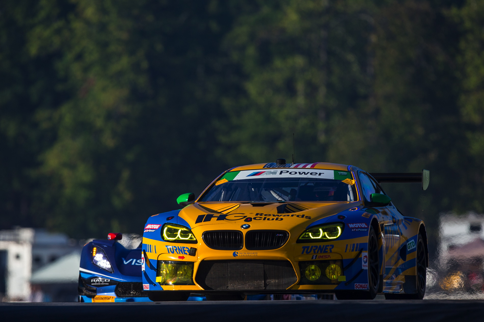 Turner Motorsport Petit Le Mans 12