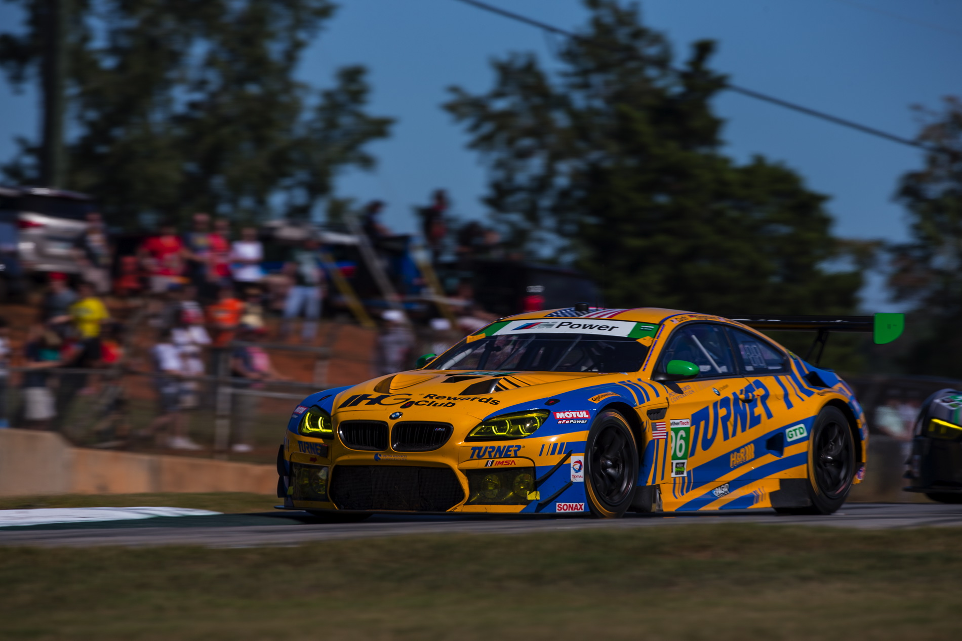 Turner Motorsport Petit Le Mans 20