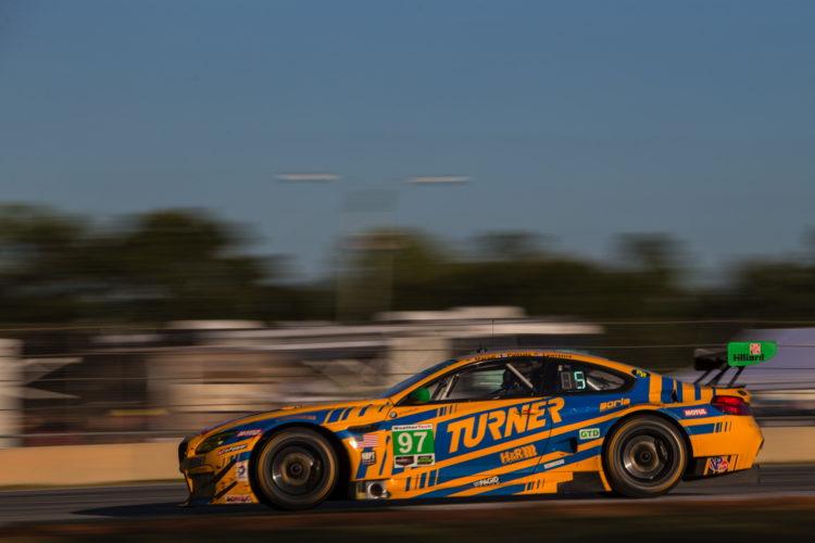 Turner Motorsport Petit Le Mans 7 750x500