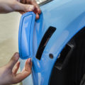 Yas Marina Blue BMW M3 With A Competition Package Gets IND Cosmetic Details Installed