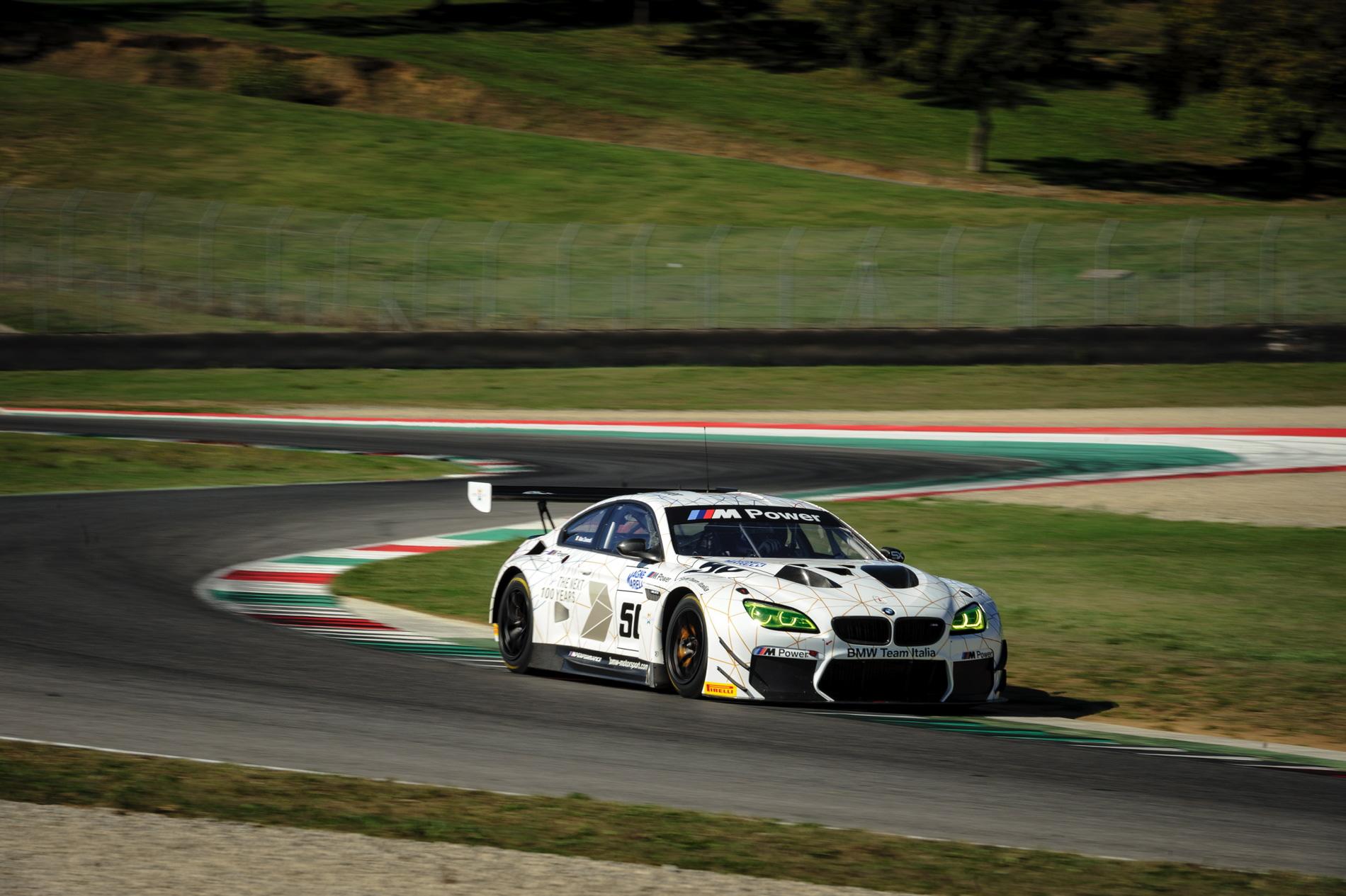 Zanardi BMW M6 GT3 5