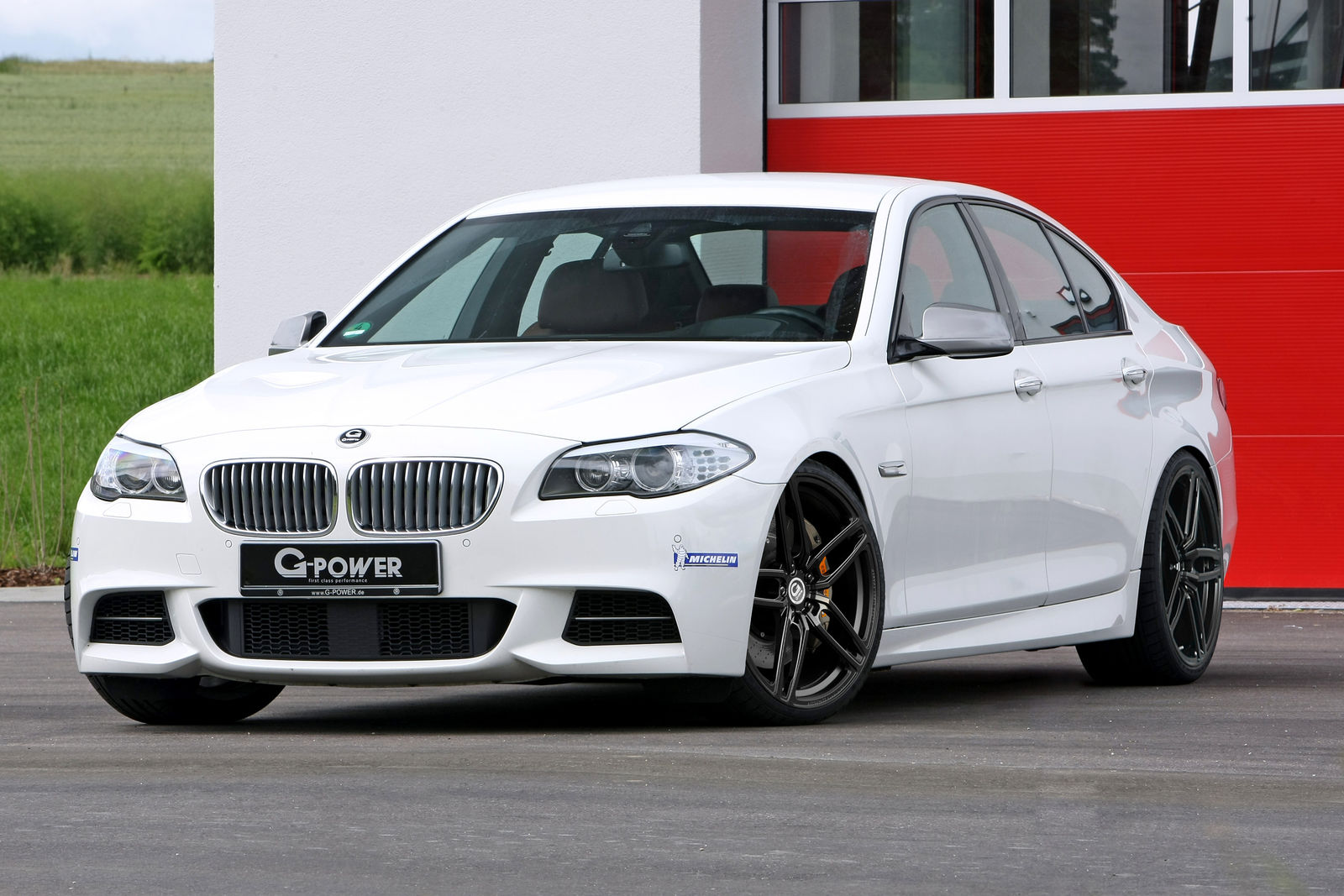 G Power Bmw M550d Xdrive Has 435 Hp And 850 Nm Of Torque