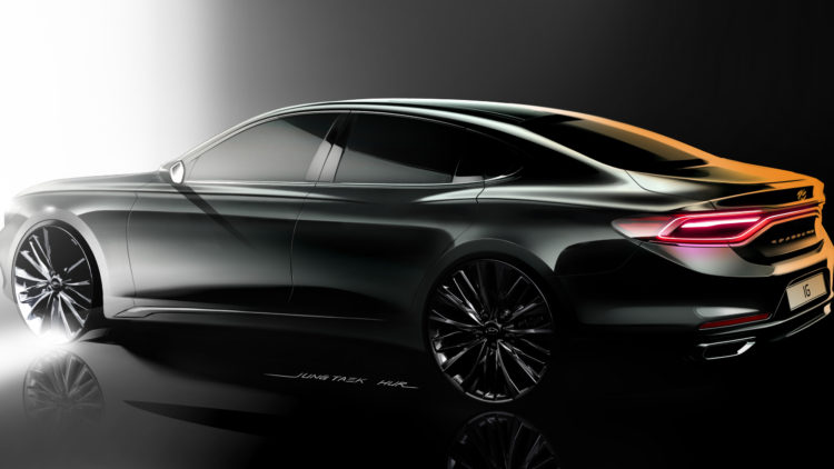 hyundai motor unveils first renderings of the all new azera 1 2 750x422