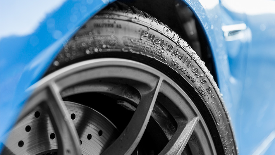 Michelin Drive And Compare At Oktoberfest With The New