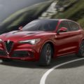 2017 Alfa Romeo Stelvio Quadrifoglio LA Autoshow SUV 01 120x120