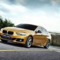 2017 BMW 1 Series Sedan 4 120x120