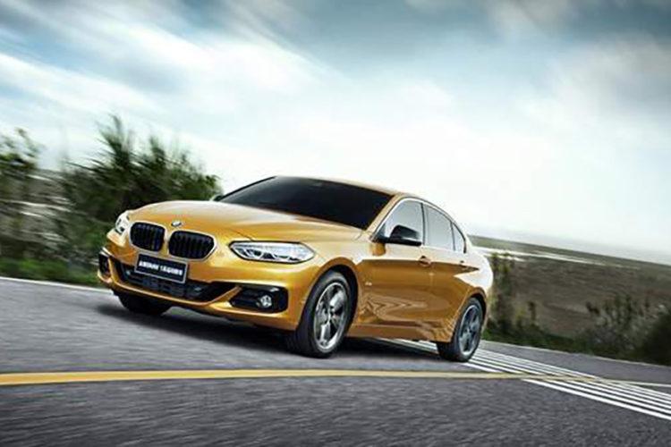 2017 BMW 1 Series Sedan 4 750x500
