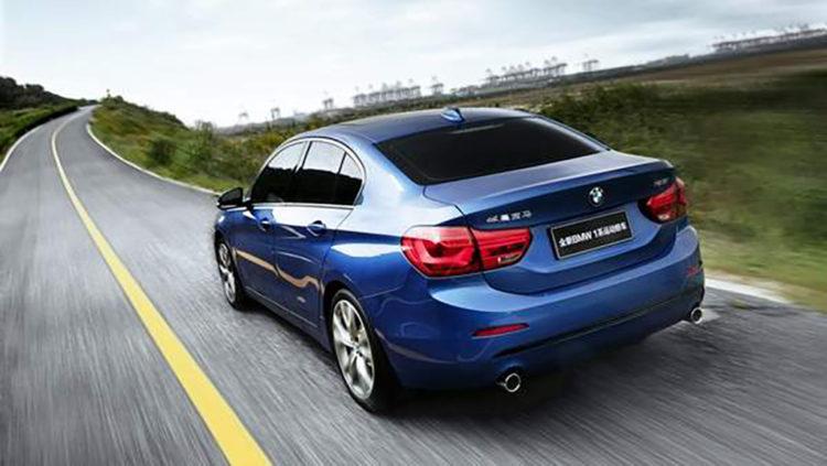 2017 BMW 1 Series Sedan 5 750x423