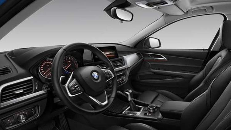 2017 BMW 1 Series Sedan 6 750x424