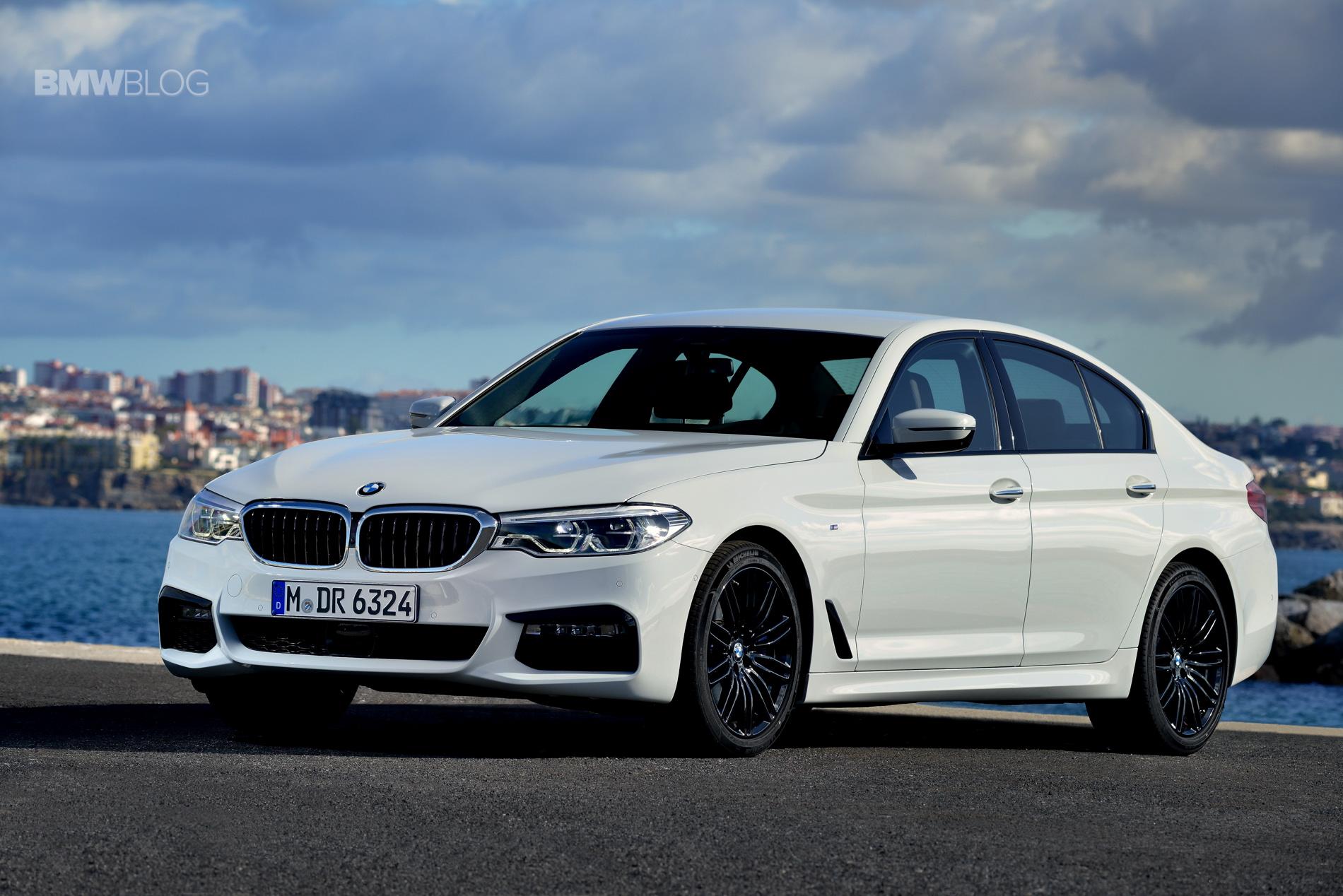 2017 BMW 540i sDrive 36